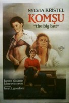 The Big Bet - Turkish Movie Poster (xs thumbnail)