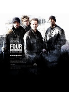 Four Brothers - Movie Poster (xs thumbnail)
