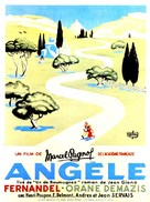 Angèle - French Movie Poster (xs thumbnail)
