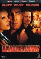 Reindeer Games - Danish DVD movie cover (xs thumbnail)