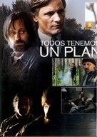 Todos tenemos un plan - Argentinian DVD cover (xs thumbnail)