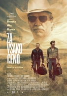 Hell or High Water - Slovenian Movie Poster (xs thumbnail)