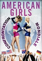 Bring It On: Worldwide #Cheersmack - French Movie Cover (xs thumbnail)