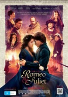 Romeo and Juliet - Australian Movie Poster (xs thumbnail)