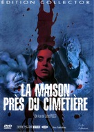 Quella villa accanto al cimitero - French Movie Cover (xs thumbnail)