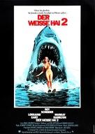 Jaws 2 - German Movie Poster (xs thumbnail)