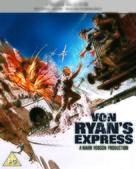 Von Ryan's Express - British Movie Cover (xs thumbnail)