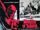 Die, Monster, Die! - British Movie Poster (xs thumbnail)