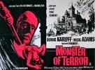 Die, Monster, Die! - British Movie Poster (xs thumbnail)