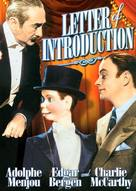 Letter of Introduction - DVD movie cover (xs thumbnail)