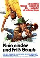Anda muchacho, spara! - German Movie Poster (xs thumbnail)