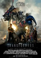 Transformers: Age of Extinction - Swiss Movie Poster (xs thumbnail)