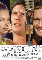 La piscine - French Movie Cover (xs thumbnail)