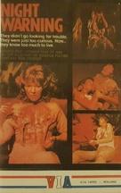 Night Warning - Dutch VHS movie cover (xs thumbnail)
