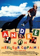 Andre - French Movie Poster (xs thumbnail)