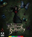 Una farfalla con le ali insanguinate - Blu-Ray movie cover (xs thumbnail)