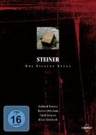 Steiner - Das eiserne Kreuz, 2. Teil - German DVD cover (xs thumbnail)