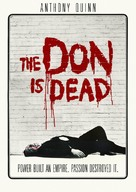 The Don Is Dead - Movie Cover (xs thumbnail)