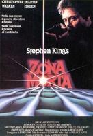 The Dead Zone - Italian Movie Poster (xs thumbnail)