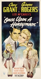 Once Upon a Honeymoon - Movie Poster (xs thumbnail)