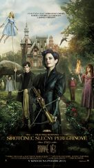 Miss Peregrine's Home for Peculiar Children - Czech Movie Poster (xs thumbnail)