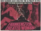 Frankenstein Created Woman - Movie Poster (xs thumbnail)