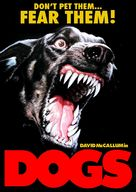 Dogs - DVD cover (xs thumbnail)