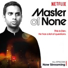 """Master of None"" - Movie Poster (xs thumbnail)"
