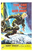 The One That Got Away - British Movie Poster (xs thumbnail)