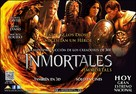 Immortals - Mexican Movie Poster (xs thumbnail)