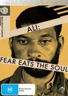 Angst essen Seele auf - Australian DVD cover (xs thumbnail)