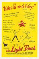 Touch and Go - British Movie Poster (xs thumbnail)