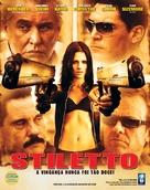 Stiletto - Brazilian Movie Poster (xs thumbnail)