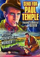 Send for Paul Temple - Movie Cover (xs thumbnail)