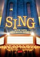 Sing - Brazilian Movie Cover (xs thumbnail)