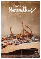 Le meraviglie - Portuguese Movie Poster (xs thumbnail)