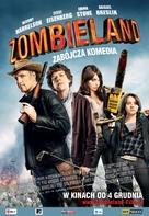 Zombieland - Polish Movie Poster (xs thumbnail)