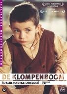 L'albero degli zoccoli - Dutch DVD cover (xs thumbnail)