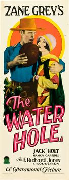 The Water Hole - Movie Poster (xs thumbnail)