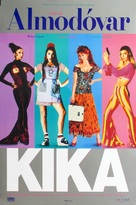 Kika - Movie Poster (xs thumbnail)