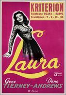 Laura - Dutch Movie Poster (xs thumbnail)