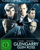 Glengarry Glen Ross - German Blu-Ray cover (xs thumbnail)