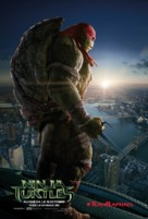 Teenage Mutant Ninja Turtles - French Movie Poster (xs thumbnail)