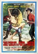 Joe... cercati un posto per morire! - Italian Movie Poster (xs thumbnail)