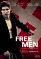 Les hommes libres - Canadian DVD movie cover (xs thumbnail)