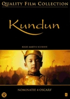 Kundun - Dutch DVD cover (xs thumbnail)