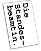 Die Standesbeamtin - German Logo (xs thumbnail)