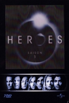 """Heroes"" - French DVD cover (xs thumbnail)"