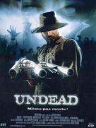 Undead - French Movie Poster (xs thumbnail)