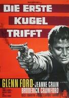 The Fastest Gun Alive - German Movie Poster (xs thumbnail)